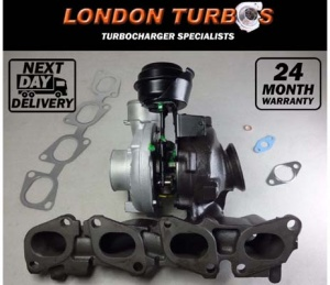 Alfa-Romeo 159 1.9JTDM 150HP-110KW 767836 761899 773721 Turbocharger + Gaskets