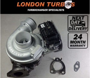 Peugeot Citroen Mitsubishi 2.2 156HP-115KW 769674 Turbocharger + Gaskets