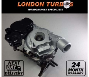 Toyota Corolla Auris Yaris 1.4 D-4D 90HP-66KW 780708 Turbocharger Turbo