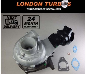 Vauxhall Saab Chevrolet 2.0CDTI 160HP-118KW 786137 Turbocharger + Gaskets