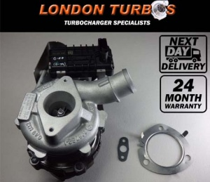 Ford Transit / Ranger 153HP-113KW 2.2TDCI Garrett 787556 Turbocharger + Gaskets