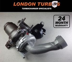 Peugeot / Citroen / Fiat 2.0 128/163HP-94/120KW 807489 Turbocharger Turbo