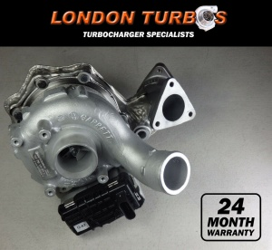 Audi / VW / Porsche 3.0TDI 240HP-176KW 810822 819968 799671 Turbocharger Turbo