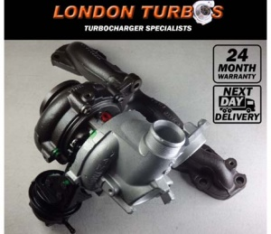 Audi VW Seat Skoda 1.6TDI 90-110HP / 66-81KW Garrett 813860 Turbocharger Turbo