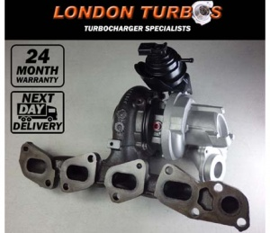 Audi VW Seat Skoda 2.0TDI 184HP-135KW Garrett 821866 Turbocharger Turbo