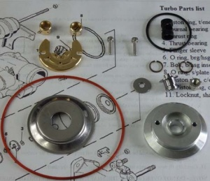 KP35 543598800002 and other Turbocharger repair kit