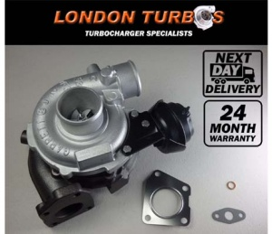 Jeep Cherokee Liberty 2.8CRD 150HP-110KW 763360 757246 Turbocharger + Gaskets