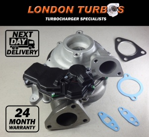 Toyota Hilux Land Cruiser 2.8 177HP-130KW 17201-11080 Turbocharger + Gaskets