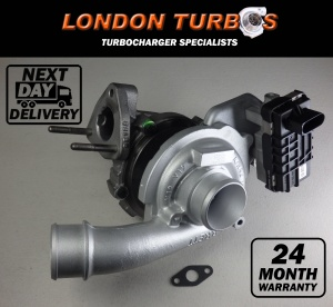 Vauxhall / Chevrolet / Hyundai 2.0 123/150HP-90/110KW 771903 Turbocharger