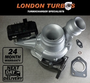 Mini Clubman Countryman 143HP-105KW RHV4 8512379 Turbocharger + Gaskets