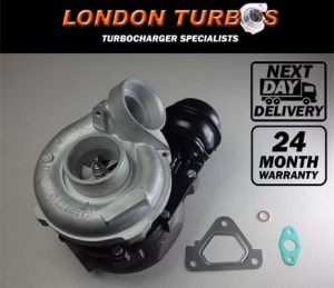 Mercedes C270 2.7CDI 170HP-125KW Garrett 711009 Turbocharger Turbo + Gaskets