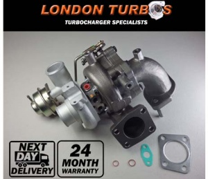 Mitsubishi L200 / Pajero 2.5TD 115HP-85KW 49135-02652 Turbocharger + Gaskets
