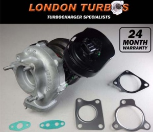 Mazda 3 / 6 2.2 MZR-CD 185HP-136KW IHI RHV4 VJ40 Turbocharger Turbo + Gaskets
