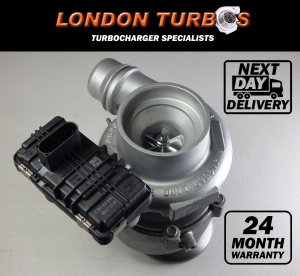 Jaguar / Landrover 2.0 180HP-132KW 49335-01960 Turbocharger