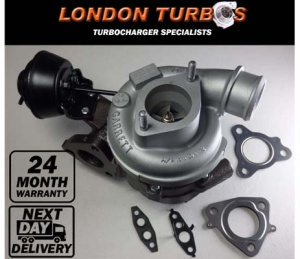 Honda 2.2i-CTDi 140HP-103KW Garrett 753708 Turbocharger Turbo + Gaskets