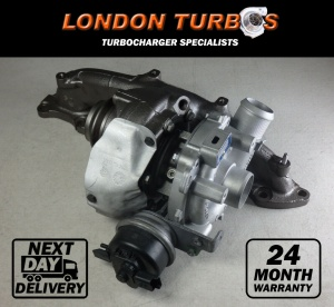 Peugeot Citroen Ford Vauxhall 2.0 BV43 53039700265 / 394 Turbocharger Turbo