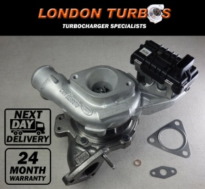 Land Rover Defender 2.2TD 122HP-90KW 788479 Turbocharger + Gaskets