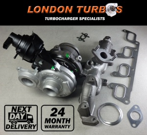 VW T5 Transporter 2.0TDI 84/140HP-62/103KW 792290 Turbocharger Turbo