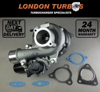 Toyota Hilux / Land Cruiser 2.5 144HP-106KW 17201-0L070 VB31 Turbo + Gaskets