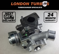 Mitsubishi L200 / Pajero 2.4 178HP-132KW 49335-01410 Turbocharger Turbo