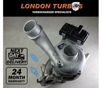 Nissan Navara Pathfinder 2.5dCi 190HP-140KW BV45 53039700210 / 337 Turbocharger
