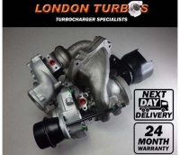 Mercedes Sprinter 2.2CDI 213 216 313 316 416 413 Twin Bi-Turbo Turbocharger