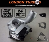 VW Phaeton Toureg / Audi 3.0TDI 53049880035 / 43 / 45 / 50 / 54 Turbo + Gaskets