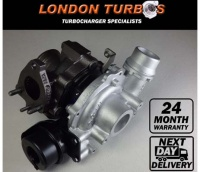Mercedes A B Class / Citan 1.5dCi 110HP-81HP 54389700006 / 2 Turbocharger Turbo
