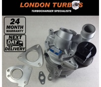 Land-Rover Range Rover 3.6 TDV8 Sport Left Side 54399700063 Turbocharger Turbo