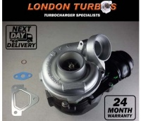Genuine Mercedes S320 E320 197HP-145KW 709841 Turbocharger Turbo + Gaskets