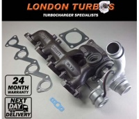 Ford Transit Connect 1.8TDCI 90HP-66KW Garrett 756919 Turbocharger + Gaskets