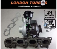 Saab 9-5 1.9 TiD 150HP-110KW Garrett 773148 762660 Turbocharger Turbo + Gaskets
