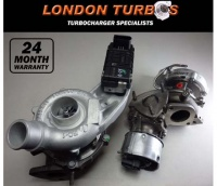 Jaguar XF / Land Rover Discovery IV TDV6 3.0D 778400 778401 Twin Turbochargers