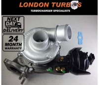 Ford Mondeo Galaxy S-Max / Volvo 2.0TDCi 163HP-120KW 783583 806498 Turbocharger