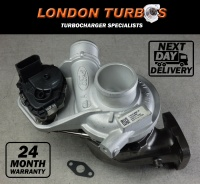 Ford Transit Custom 2.0 103/168HP-77/125KW 838417 Turbocharger