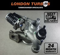 Peugeot Citroen Vauxhall 1.2 Petrol 110/131HP-81/96KW 870248 Turbocharger Turbo