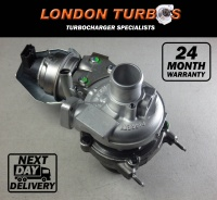 Fiat 500 Panda / Lancia Ypsilon Musa 1.3 95HP-70KW 828578 Turbocharger Turbo