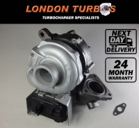 Turbocharger for Ford Mondeo S-Max Galaxy 2.2TDCi 200HP-147KW 49477-01104