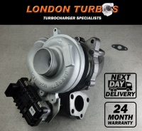 Ford Mondeo / SMax / Galaxy 2.2TDCi 175HP-129KW 753544 Turbocharger