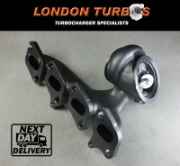 New Vauxhall / Chevrolet 1.4L 138/118HP-103/88KW 781504 Turbine Housing Only