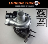 Renault / Nissan 1.6DCI 136HP-100KW 54389700005 / 18 Turbocharger Turbo