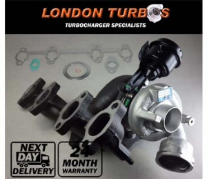 Audi VW Seat Skoda 1.9TDI 105HP-77KW 54399700029 / 72 Turbocharger + Gaskets