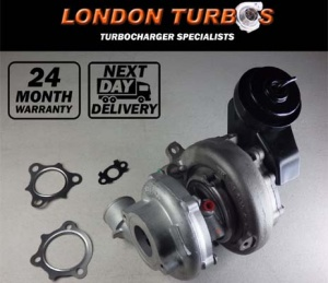 Toyota Avensis Auris Corolla 2.2 D-CAT 177HP-130KW VB13 Turbocharger + Gaskets