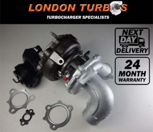 Toyota Avensis / Auris 2.0 D-4D 126HP-93KW VB19 VB21 Turbocharger + Gaskets