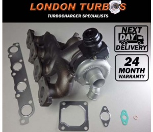 Ford Mondeo Transit / Jaguar X Type 2.0TDCi 714467 752233 Turbocharger + Gaskets