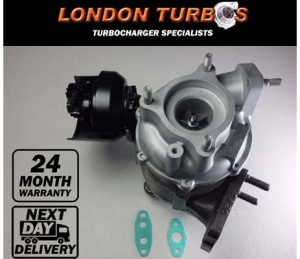 Mazda 3 5 6 2.2 MZR-CD 163/185HP-120/136KW RHF4 VJ44 Turbocharger + Gaskets