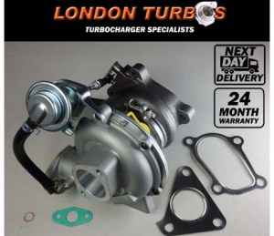 Nissan CabStar 2.5DCI 110HP-81KW RHF4H VN4 VB420119 Turbocharger + Gaskets