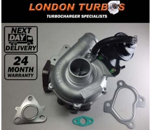 Mitsubishi L200 2.5TD 136HP-100KW IHI VT10 VC420088 Turbocharger Turbo + Gaskets