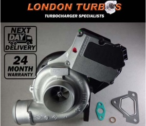 Mercedes Vito 2.2 CDI 116HP 85KW VV19 IHI A6460901380 Turbocharger + Gaskets