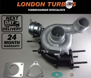 Volkswagen LT II 2.5TDI 109HP-80KW 454205 Turbocharger Turbo + Gaskets